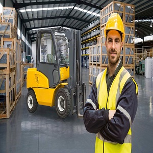 Train for forklift in Australia